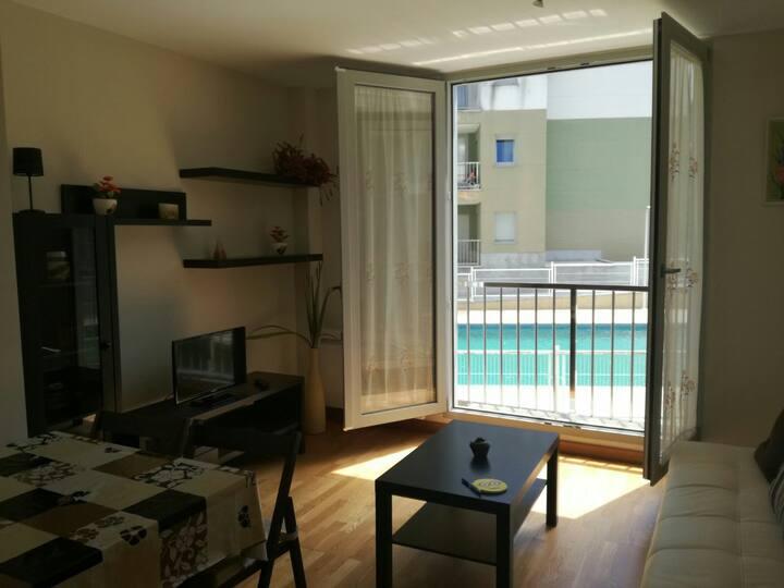 Apartamento en la costa de Lugo.