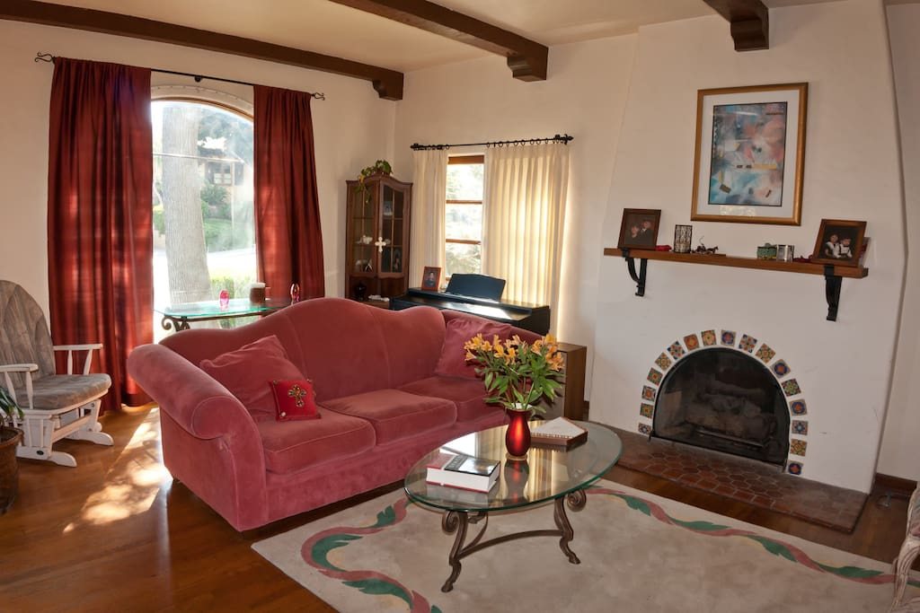 the living room point loma upstairs bedrm bed pt loma area in affitto a 18389