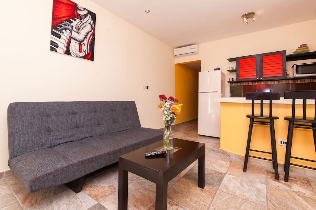 5 Downtown Little Italy apartment