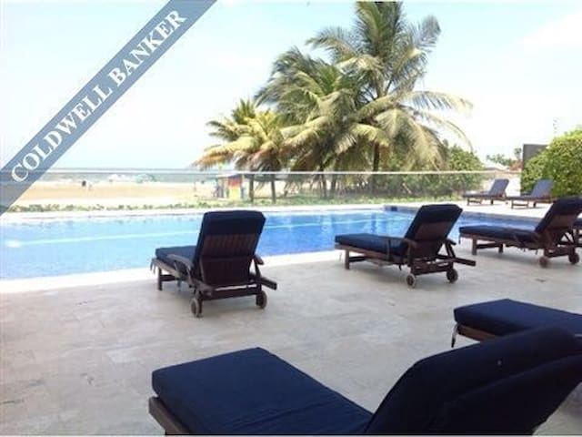 ¡Disfruta Cartagena! - La Boquilla - Apartment