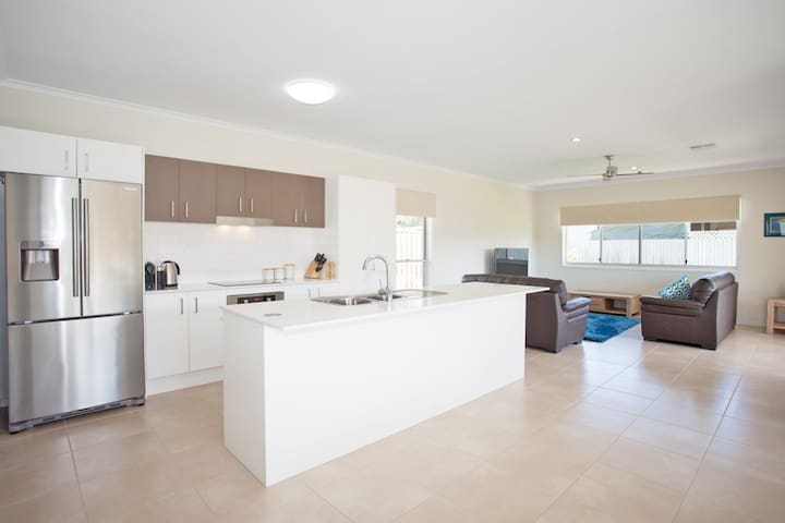The Beach Holiday Home - Mackay QLD - East Mackay - Casa