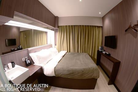 Deluxe Double Room@Tsim Sha Tsui,Austin,Jordan