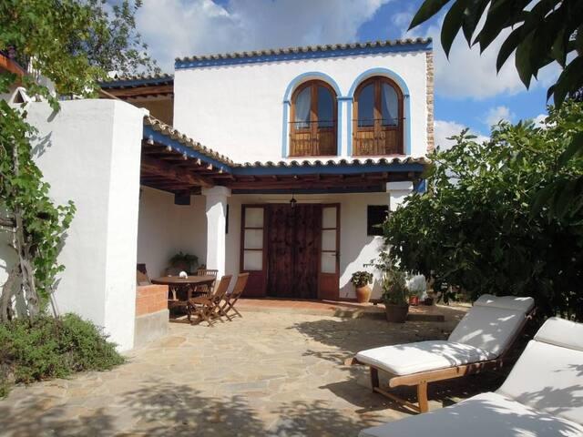 bonita casa ibicenca - Ibiza - Hus