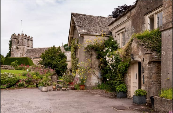 Cotswold house with a view! - Miserden