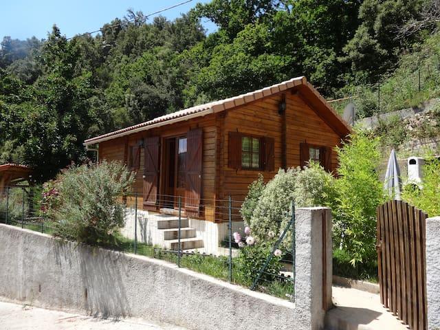 entre randonnée maquis et baignade  - Orto - Chalet