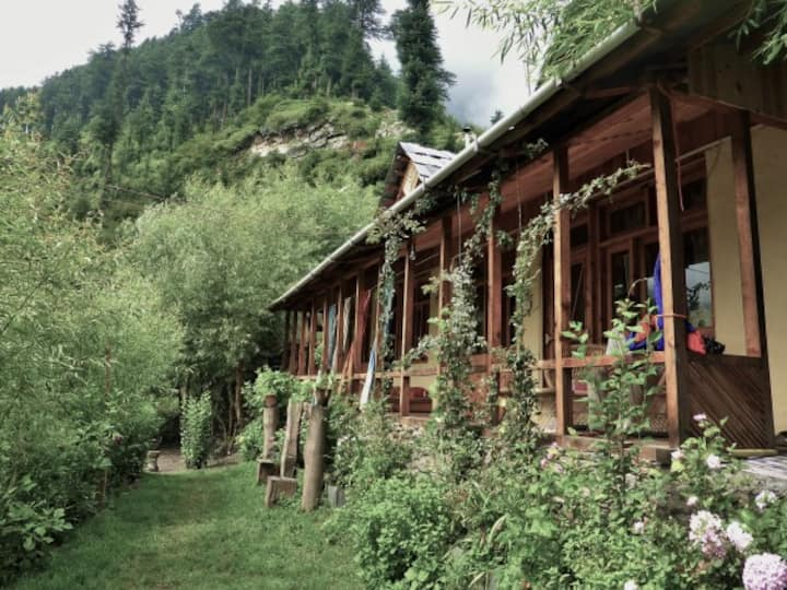 Narayan Home-Stay Cottage #2