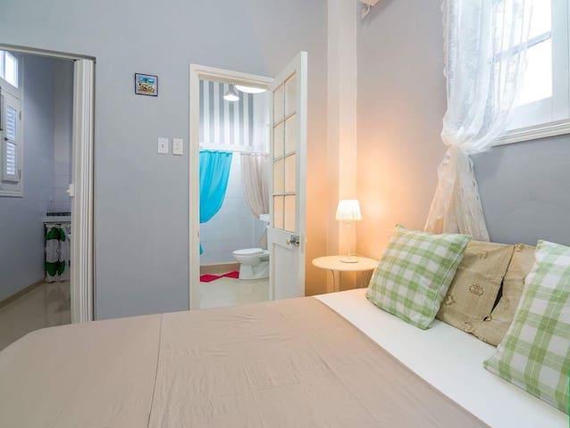 cuarto (cama king size)
