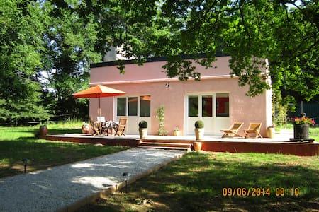 Gite proche du site de Guedelon 3km - Saint-Amand-en-Puisaye - Ház