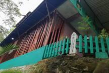 Sinharaja Green Villa in Deniyaya