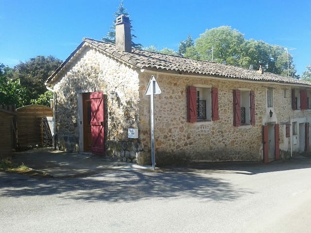 Maison de village Provence Dracénie - saint antonin du var - House