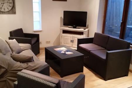 Superbe appartement triplex à Feluy - feluy - Casa