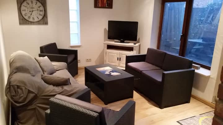 Superbe appartement triplex à Feluy