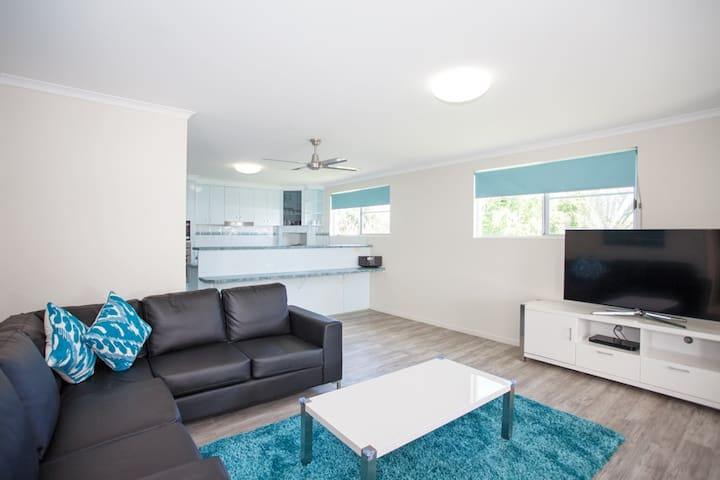 City Beach House - Mackay QLD - East Mackay - Casa