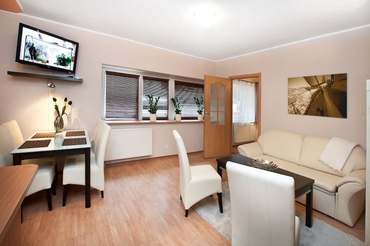 Convinient Apartment Gdynia Center - Gdynia - Leilighet