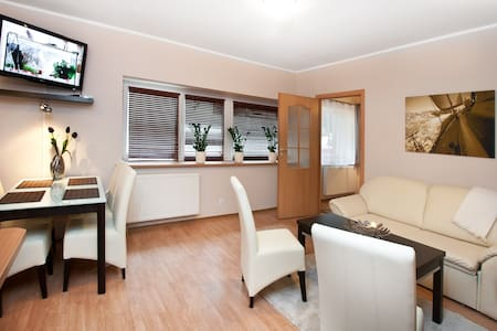 Convinient Apartment Gdynia Center - 格丁尼亚 - 公寓