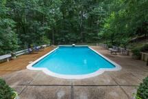 Need an after dinner swim? Enjoy!