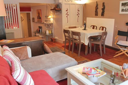 Holiday apartment with 2 bedrooms on 63m² in St Bonnet en Champsaur