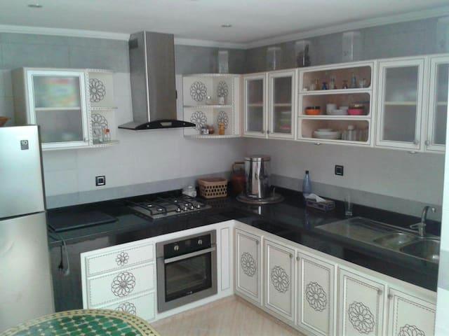 La maison de Sabah - Tamraght, Souss-Massa-Draâ, MA - Byt