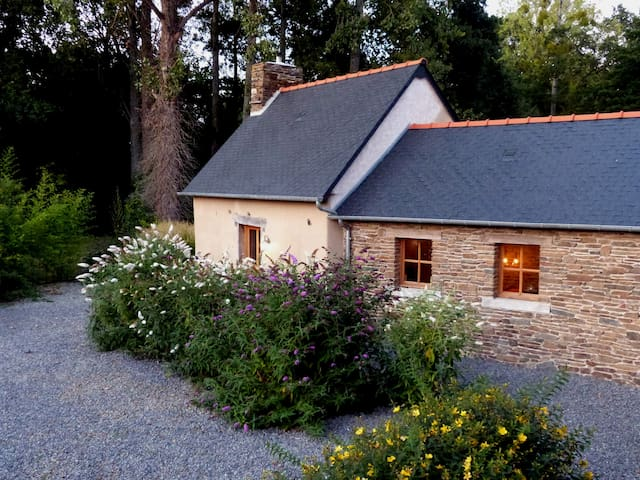 Le Fournil luxury cottage nr Le Mont Saint Michel