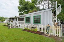 Also available on property   The New Turn of the Century FL Ranch house is now available on the same property.  https://www.airbnb.com/rooms/25480766?s=67&shared_item_type=1&virality_entry_point=1&sharer_id=13885996