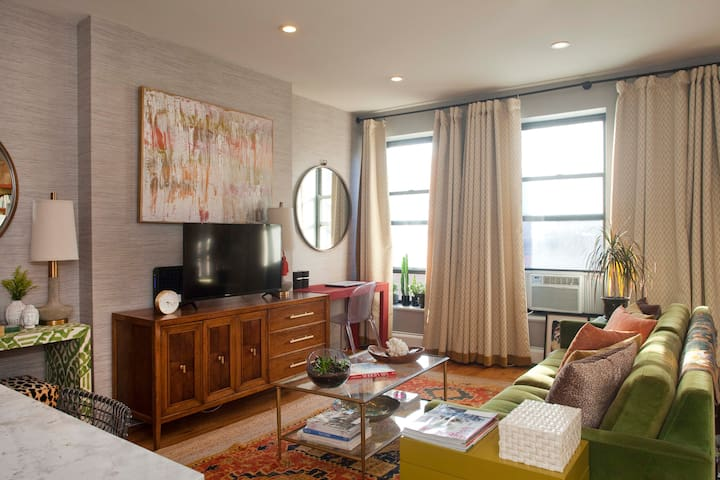 Beautiful Luxury Room in Central Harlem/Columbia