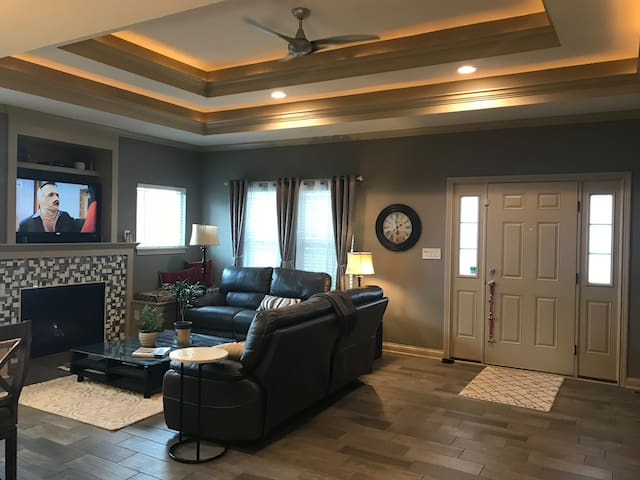 Anson Home with 3400 square feet & lots of Style.