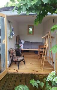 Peaceful garden room - Cambridge - Blockhütte