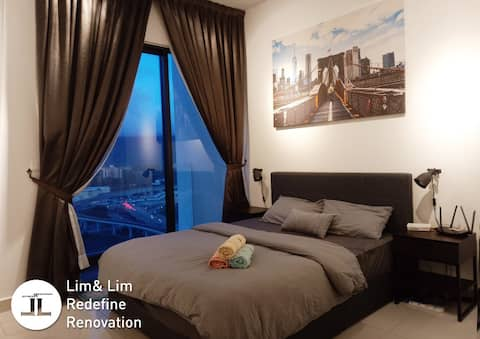 D'sara Sentral Studio Room with ID Fully Furnished