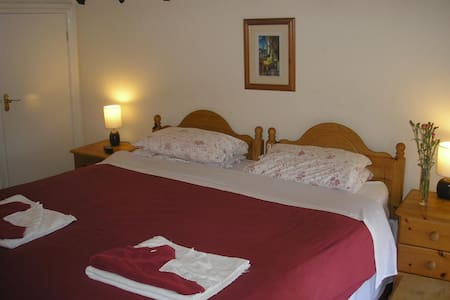 Cosy B&B Double en-suite room in Maidstone - Detling - Bed & Breakfast