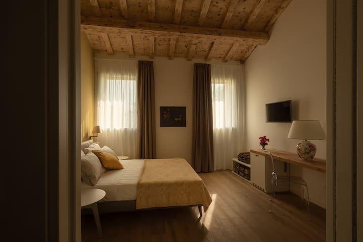 Elegante camera doppia nella Campagna Vicentina