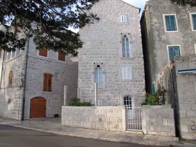 Villa Old Town Korčula - Korčula - Rumah