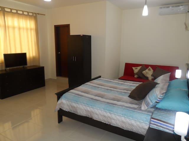 Habitaciones independientes - Manta - Apartament