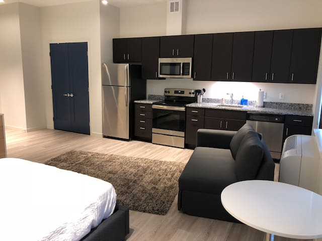 Beautiful Studio Near the Convention Center!