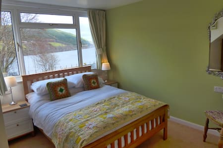 Double Bedroom with Loch Ness View