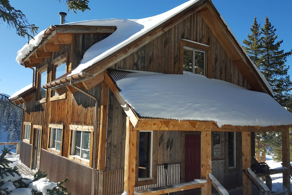 Anna 39 S Cabin Backcountry Hut Cottages For Rent In