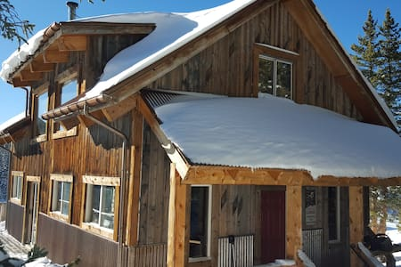 Anna's Cabin - backcountry hut - Leadville