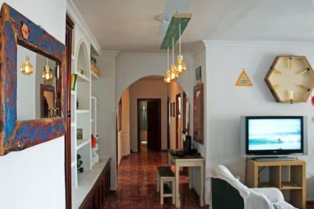 Single Room - Sea View Share House in Tarifa