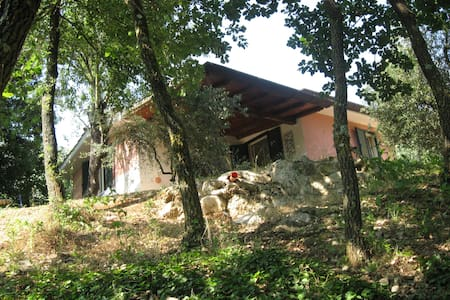 Lovely house in mountains near sea - Sonnino