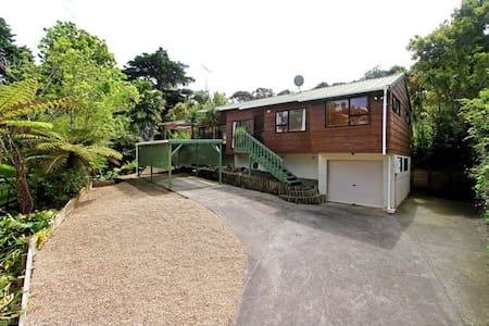 Lifestyle house in Torbay near sea - โอ๊คแลนด์ - วิลล่า