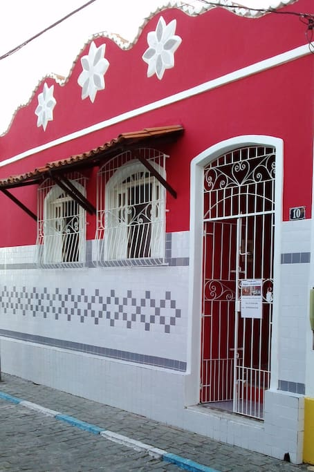 Das ist Casa Itaparica