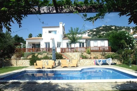 Villa Blanca - Calonge
