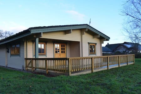 Luxury Lodge near Loch Lomond & Trossachs