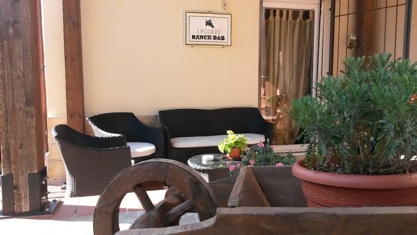 I Poderi - Saturnia - 公寓