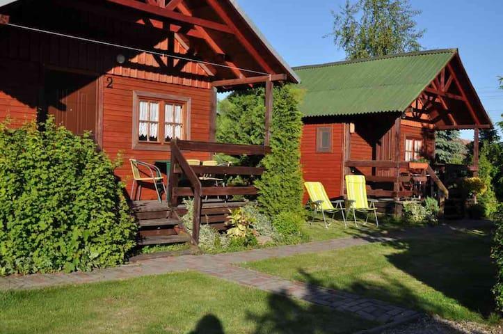 Domki Pod Swierkiem 1 - Gostyń - Guesthouse
