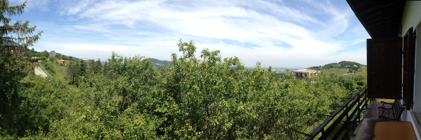 Villetta colline di Salsomaggiore T - Pellegrino Parmense - Hus