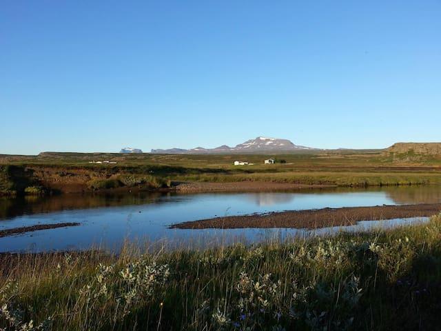 Hreimsstaðir Country Villa, near Egilsstaðir - Egilsstaðir - Haus