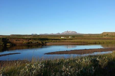 Hreimsstaðir Country Villa - Egilsstaðir - Huis