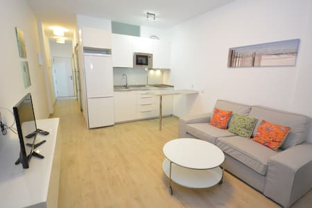 Cute flat Luis Morote whith Balcony - Las Palmas de Gran Canaria - Apartment