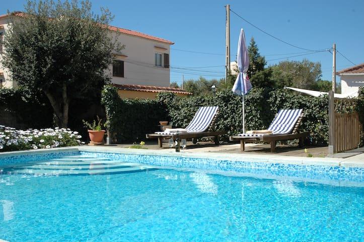 Casa encantadora con piscina en PN de Mondragó - Santanyí - Talo