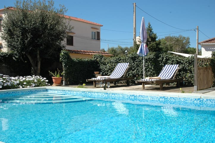 Casa encantadora con piscina en PN de Mondragó - Santanyí - Ev